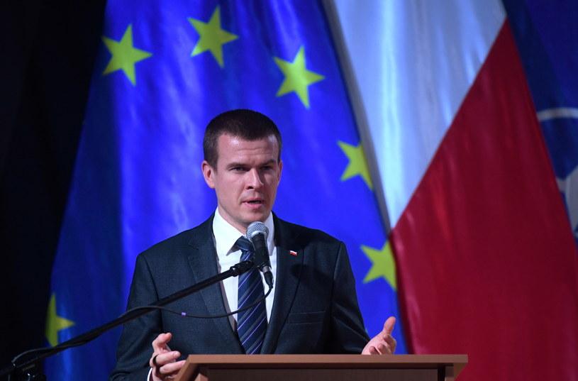 Witold Bańka /Bartłomiej Zborowski /PAP