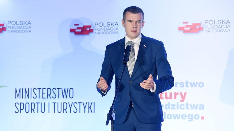 Witold Bańka /Radek Pietruszka /PAP