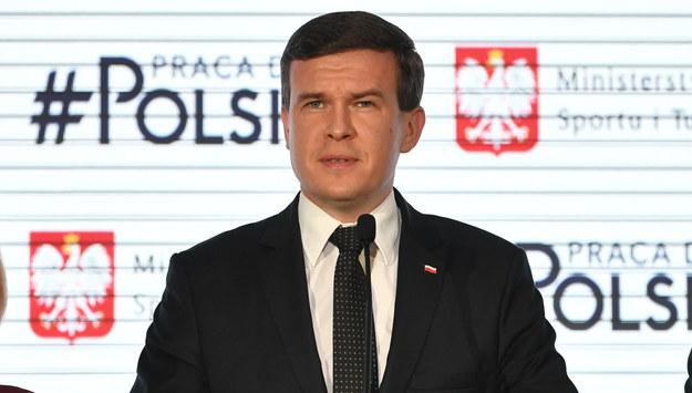 Witold Banka /Bartłomiej  Zborowski /PAP