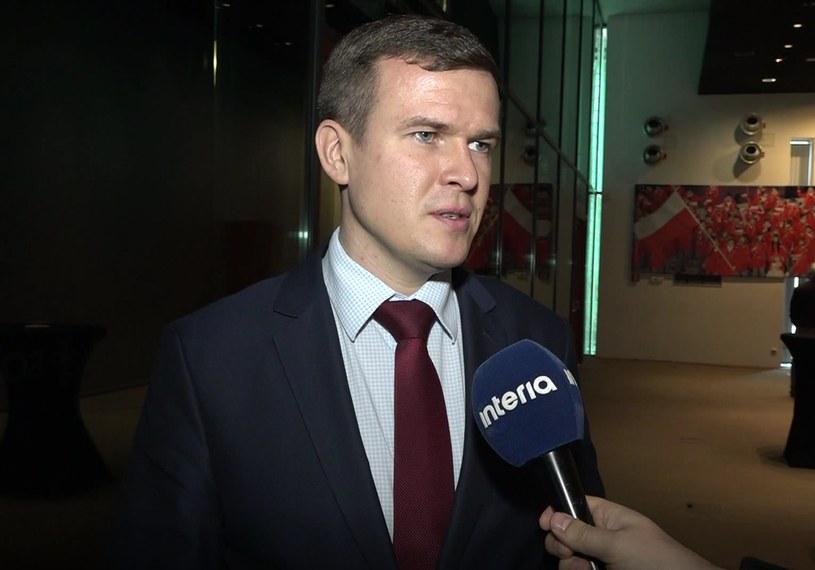 Witold Bańka /Zbigniew Czyż /INTERIA.PL