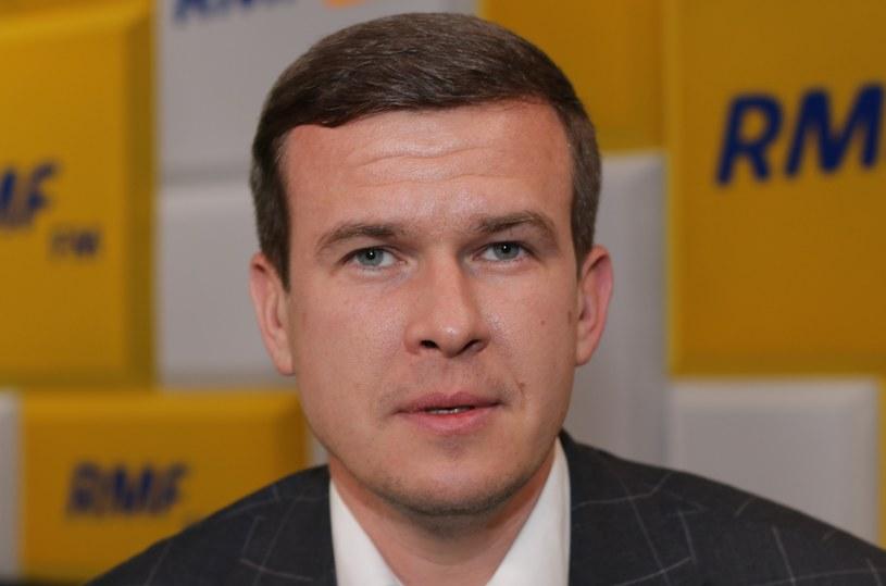 Witold Bańka /Jakub Rutka /RMF FM