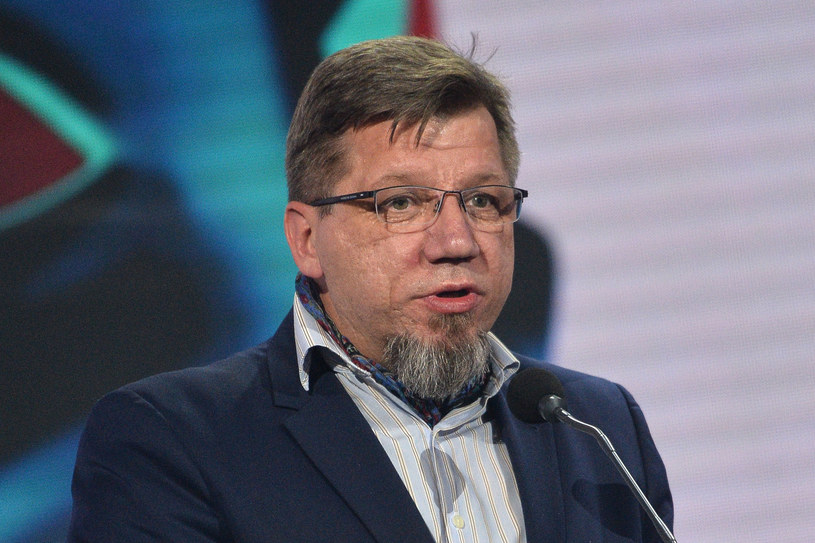 Witold Kołodziejski, przewodniczący KRRiT /Łukasz Dejnarowicz /Agencja FORUM