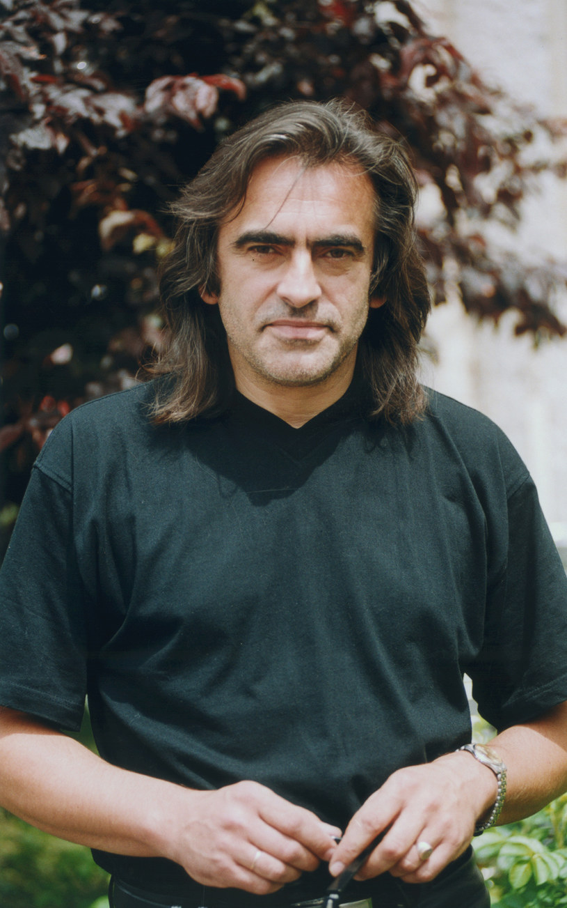 Witold Paszt, 2001 rok /AKPA