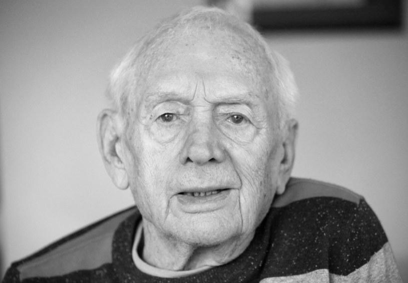 Witold Pyrkosz odszedł w wieku 90 lat /Krzysztof Tadej/FOTONOVA /East News