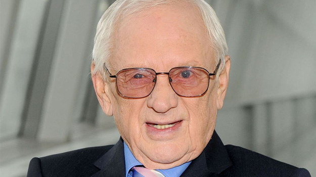 Witold Pyrkosz świętuje w wigilię 88. urodziny! /Agencja W. Impact