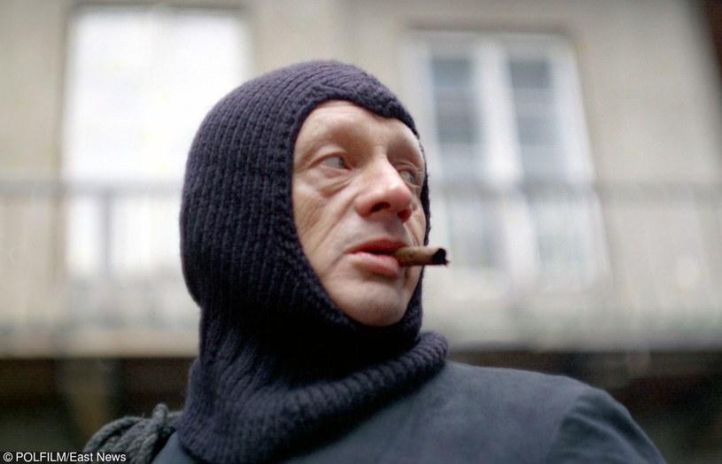 "Witold Pyrkosz w filmie ""Vabank"" /East News/POLFILM"