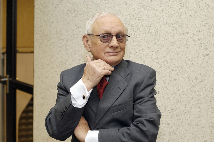 Witold Pyrkosz /Kurnikowski /AKPA
