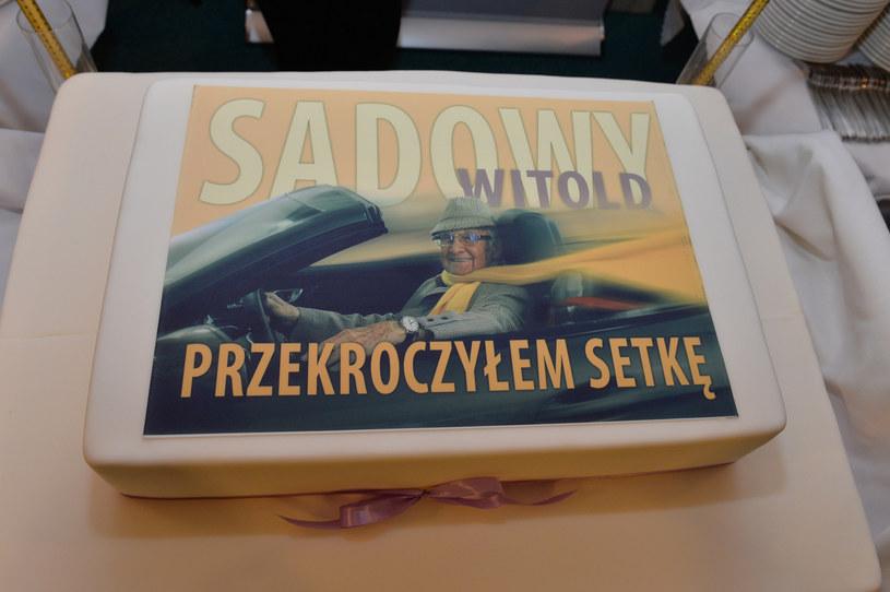 Witold Sadowy: Przekraczam setkę /Niemiec /AKPA