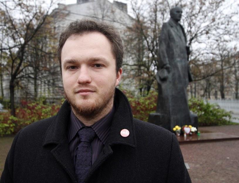 Witold Tumanowicz /Krystian Dobuszyński /Reporter