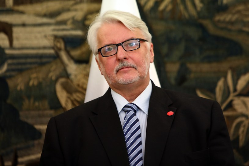 Witold Waszczykowski: Osoby o skrajnie antypolskim stanowisku nie wjadą do Polski /STANISLAW KOWALCZUK /East News
