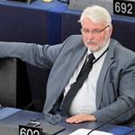 Witold Waszczykowski szefem delegacji PE ds. relacji z Ukrainą