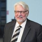 Witold Waszczykowski: Tusk ignoruje nas w staraniach o drugą kadencję