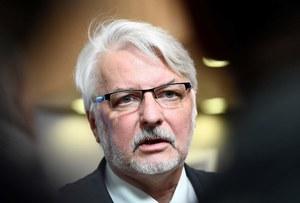Witold Waszczykowski: W Brukseli jest klimat, by stygmatyzować Polskę