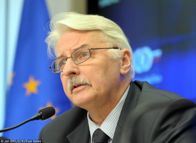 Witold Waszczykowski /Jan Bielecki /East News