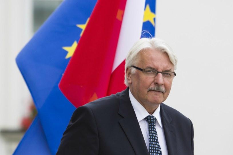 Witold Waszczykowski /Andrzej Hulimka/Reporter /East News