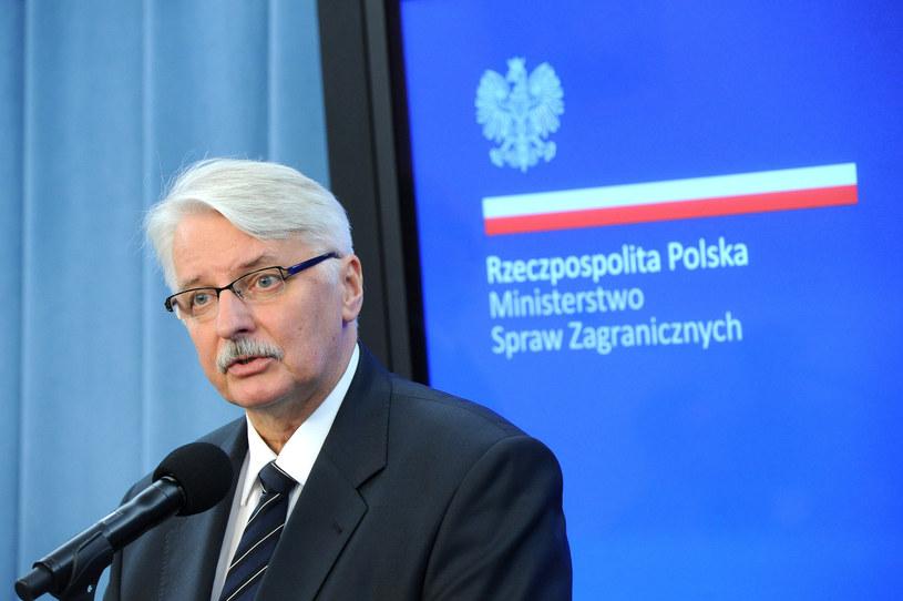 Witold Waszczykowski /Grzegorz Jakubowski /East News