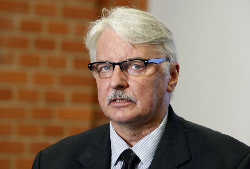 Witold Waszczykowski /Szymczak Krzysztof /East News