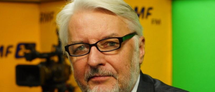 Witold Waszczykowski /Michał Dukaczewski /RMF