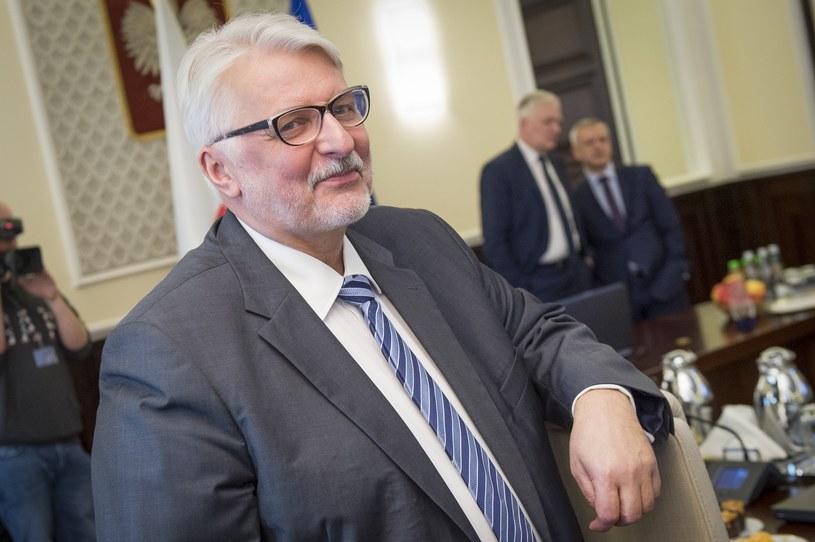 Witold Waszczykowski /Jacek Domiński /Reporter