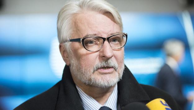 Witold Waszczykowski /Wiktor Dabkowski    /PAP