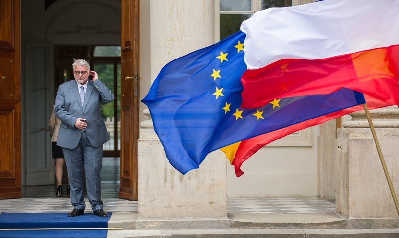 Witold Waszczykowski /Bartosz Krupa /East News