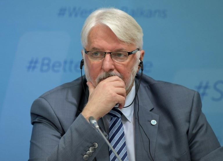 Witold Waszczykowski /AFP