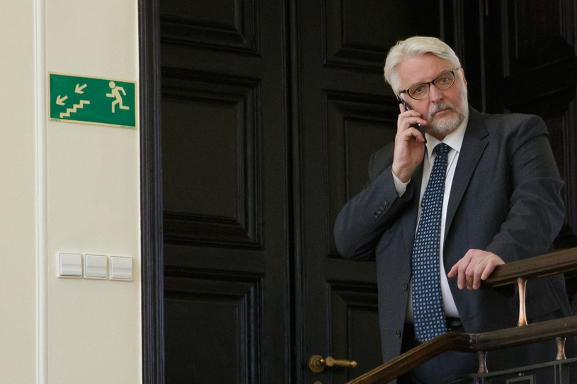 Witold Waszczykowski /Krystian Maj /Agencja FORUM