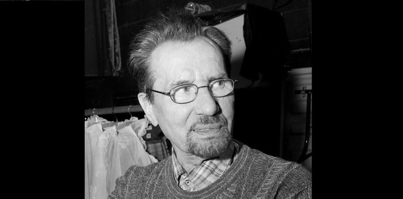 Witold Zapała, zdj. z 2010 roku /Wojciech Kubik /East News
