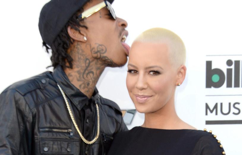 Wiz Khalifa i Amber Rose rozwiedli się /Jason Merritt /Getty Images