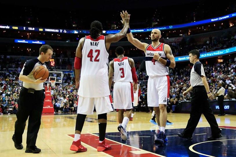 Wizards coraz lepiej radzą sobie w NBA /AFP