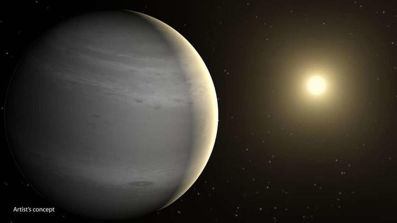 Wizja artystyczna planety HD 21749b /NASA