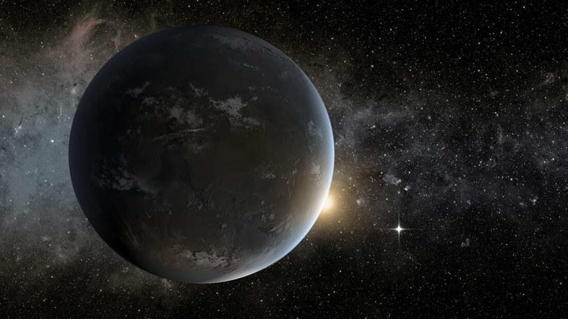Wizja artystyczna planety Kepler-160b /materiały prasowe