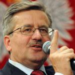 Wizja dla Komorowskiego, eter dla Kaczyńskiego