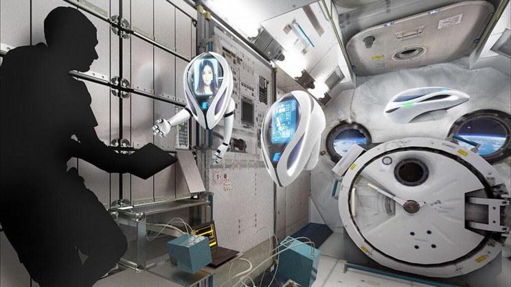 Wizja kosmicznych awatarów avatarin Inc. /materiały prasowe