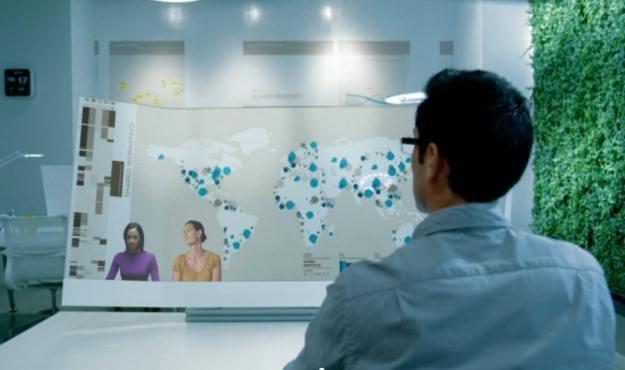Wizja Microsoft tylko pozornie wydaje się futurystyczna i nieosiągalna /HDTVmania.pl