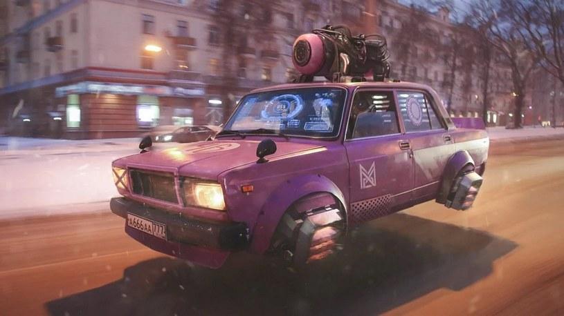 Wizja Rosji w 2077 roku równie ciekawa jak Cyberpunk 2077. Zobaczcie galerię /Geekweek