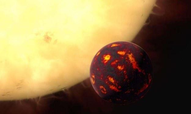 Wizualizacja. Fot. ESA/Hubble, M. Kornmesser /materiały prasowe