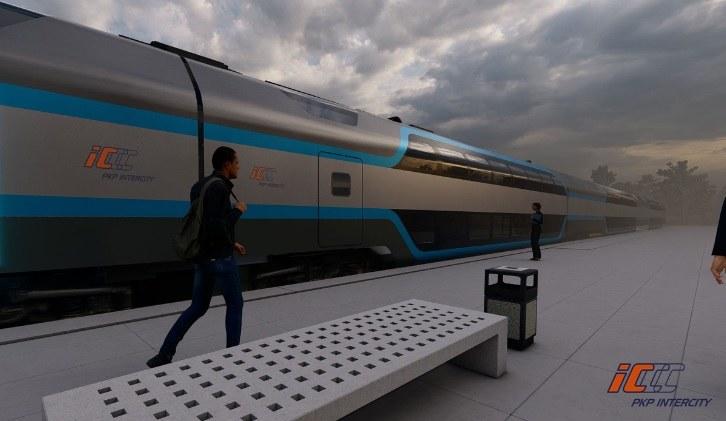 Wizualizacja piętrowych pociągów PKP Intercity /PKP Intercity /Archiwum