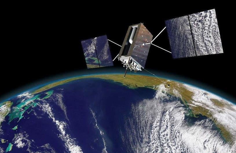 Wizualizacja satelity GPS serii III /materiały prasowe