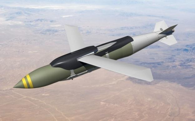 Wizualizacja zestawu JDAM-ER.    Fot. Boeing /materiały prasowe