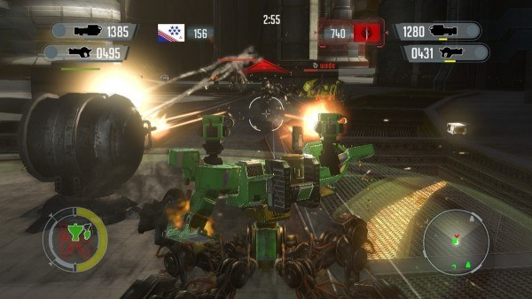 Wizualnie gra prezentuje się na poziomie PlayStation 2 /Informacja prasowa