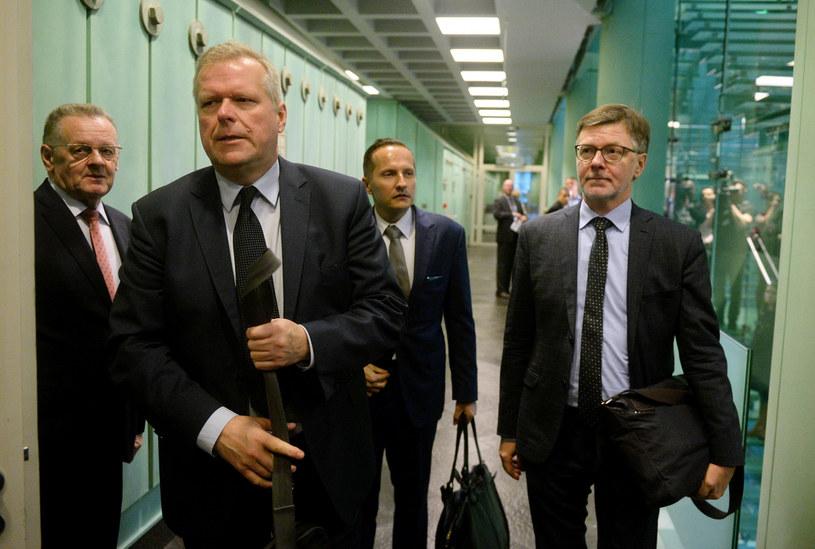 Wizyta delegacji Komisji Weneckiej w Polsce /Jan Bielecki /East News