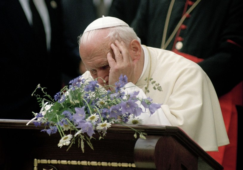 Wizyta Jana Pawła II w Radzyminie, czerwiec 1999 r. /Wojtek Laski /East News