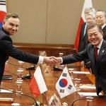 Wizyta prezydenta w Korei Płd. Andrzej Duda odebrał tytuł Honorowego Obywatela Seulu