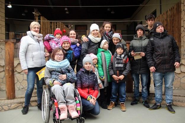 Wizyta w gdańskim zoo /Piotr Bułakowski /RMF FM