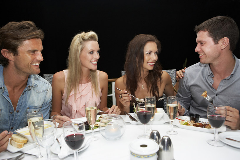 wizyta w restauracji /© Photogenica