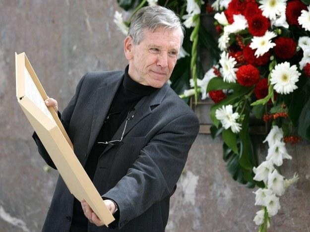 Wizyte w Krakowie złoży między innymi Amos Oz /AFP