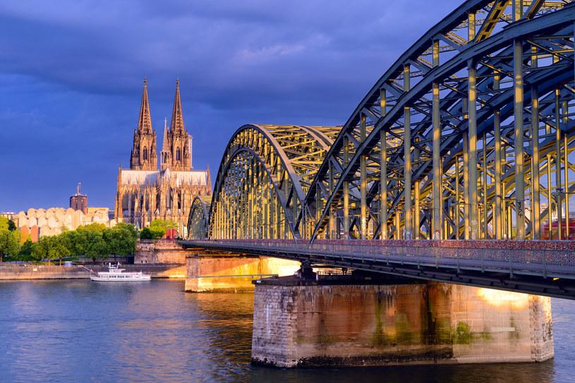Wizytówką Kolonii, najstarszego miasta w Niemczech, jest Katedra / © GNTB / Francesco Carovillano /materiały promocyjne