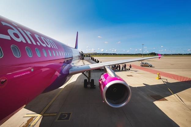 Wizz Air od przyszłego roku uruchomi z Polski 15 nowych tras. Nz. na lotnisku w Gdańsku /©123RF/PICSEL