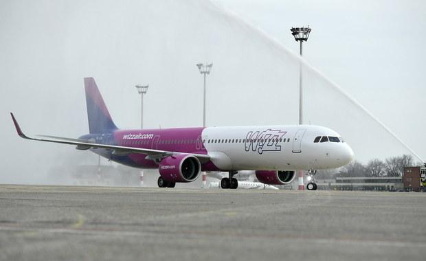 Wizz Air z powodu koronawirusa odwołuje wiele rejsów do Włoch